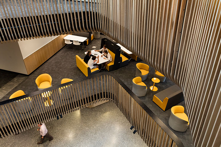 Internal – Collaborative Learning spaces